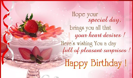 179 Happy Birthday Wishes Cards Messages, Wallpapers