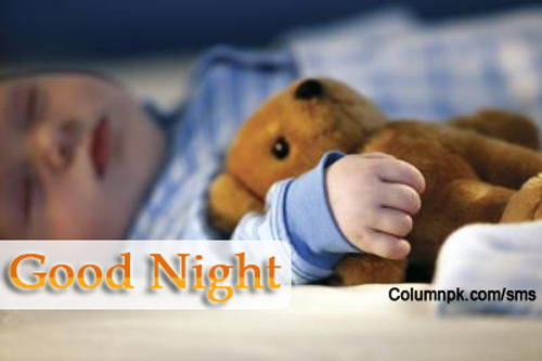 Good Night Baby Wallpapers Images Pictures