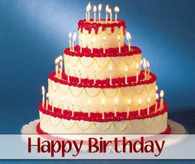 Cake Images For Birthday Wishes : birthday sms free: Hindhi Happy Birthday Sms